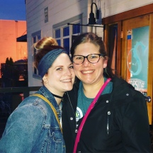 I got to see my friend Savannah