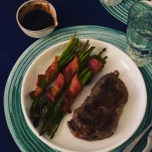 Home date:steak